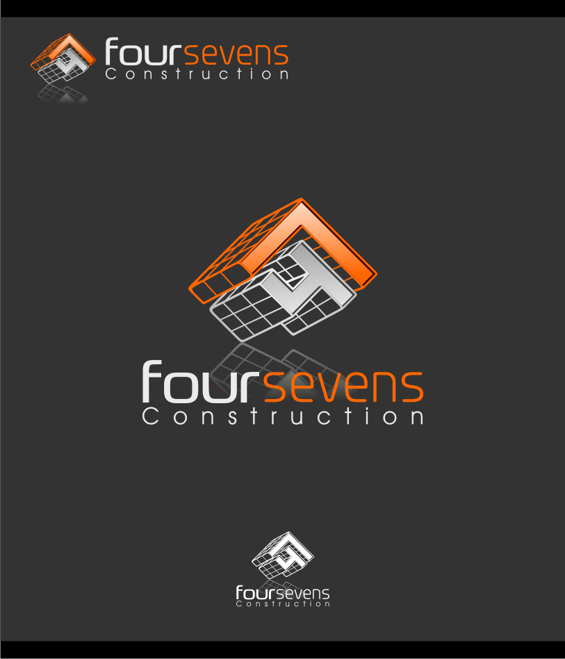 Logo Design by graphicleaf - Entry No. 50 in the Logo Design Contest New Logo Design for foursevens.