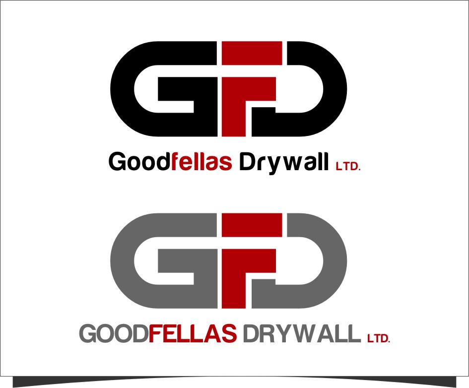 Logo Design by RasYa Muhammad Athaya - Entry No. 143 in the Logo Design Contest Creative Logo Design for Goodfellas Drywall.