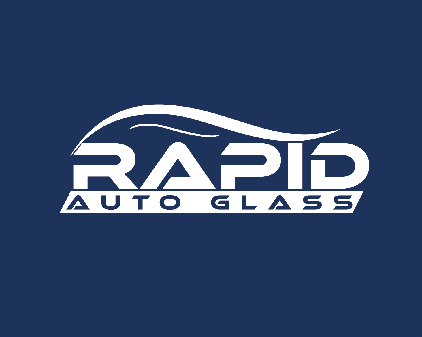 Logo Design by VENTSISLAV KOVACHEV - Entry No. 180 in the Logo Design Contest Unique Logo Design Wanted for Rapid Auto Glass.