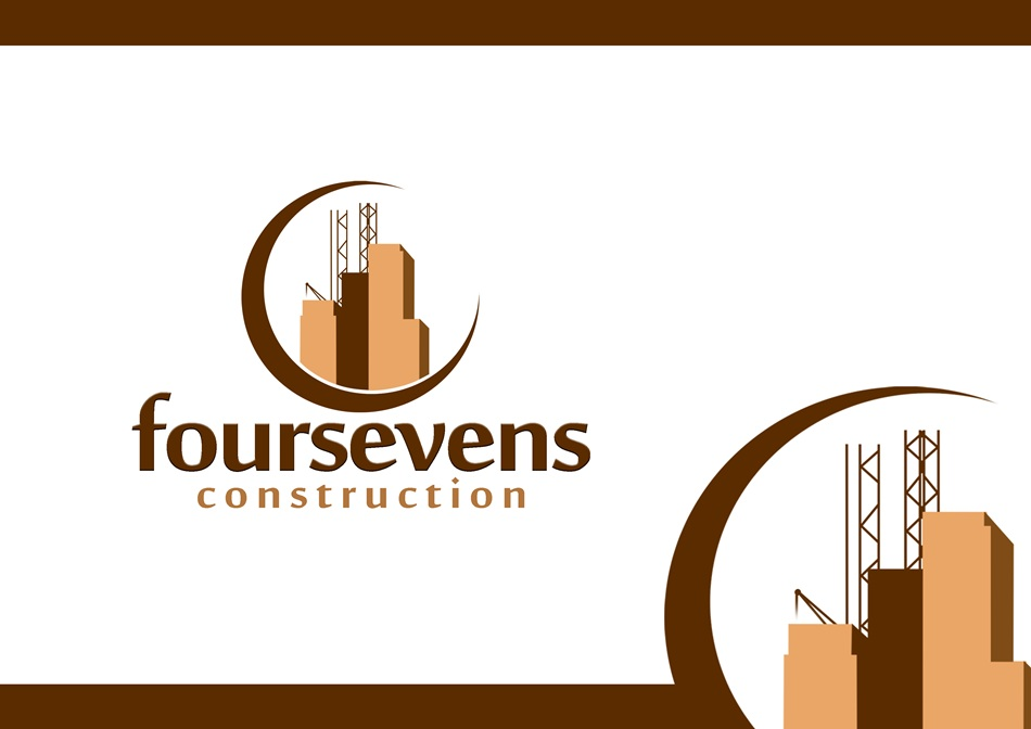 Logo Design by Respati Himawan - Entry No. 53 in the Logo Design Contest New Logo Design for foursevens.