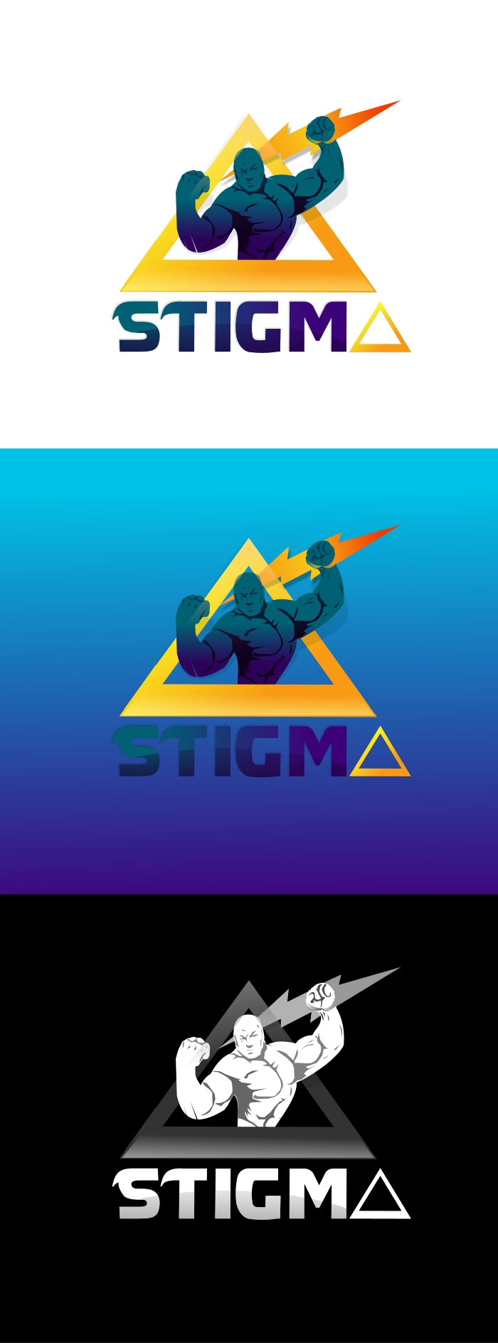 Logo Design by Private User - Entry No. 23 in the Logo Design Contest Creative Logo Design for STIGMA.