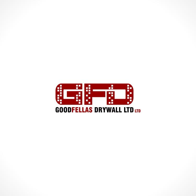 Logo Design by Private User - Entry No. 159 in the Logo Design Contest Creative Logo Design for Goodfellas Drywall.