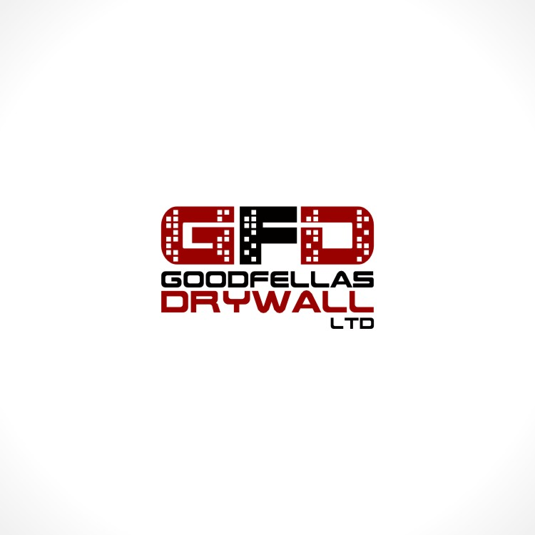 Logo Design by Private User - Entry No. 161 in the Logo Design Contest Creative Logo Design for Goodfellas Drywall.