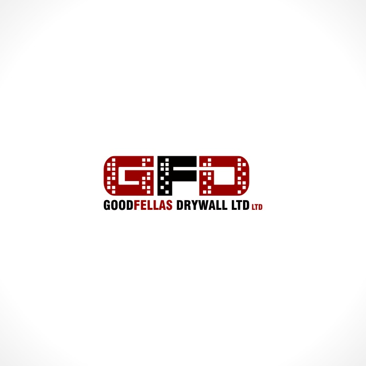 Logo Design by Private User - Entry No. 162 in the Logo Design Contest Creative Logo Design for Goodfellas Drywall.