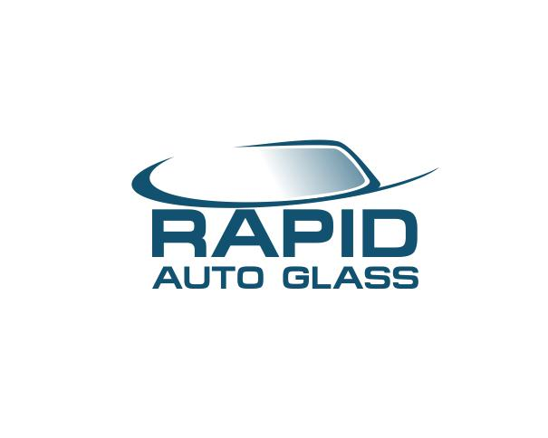 Logo Design by ronny - Entry No. 184 in the Logo Design Contest Unique Logo Design Wanted for Rapid Auto Glass.
