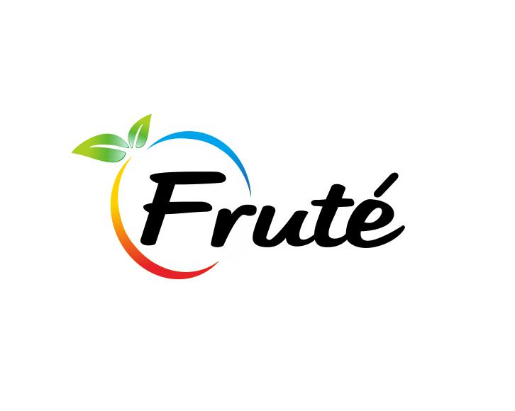 Logo Design by ronny - Entry No. 33 in the Logo Design Contest Imaginative Logo Design for Fruté.