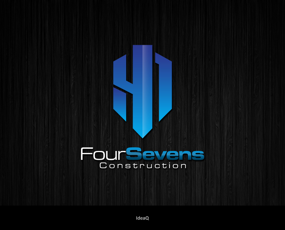Logo Design by Private User - Entry No. 66 in the Logo Design Contest New Logo Design for foursevens.