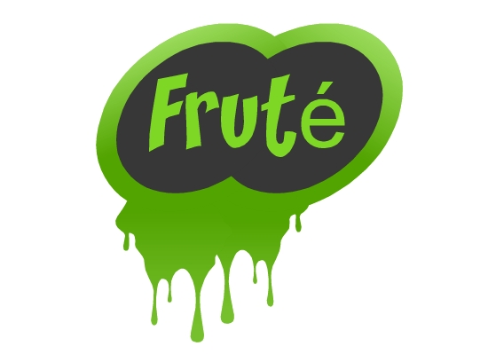 Logo Design by Ismail Adhi Wibowo - Entry No. 42 in the Logo Design Contest Imaginative Logo Design for Fruté.