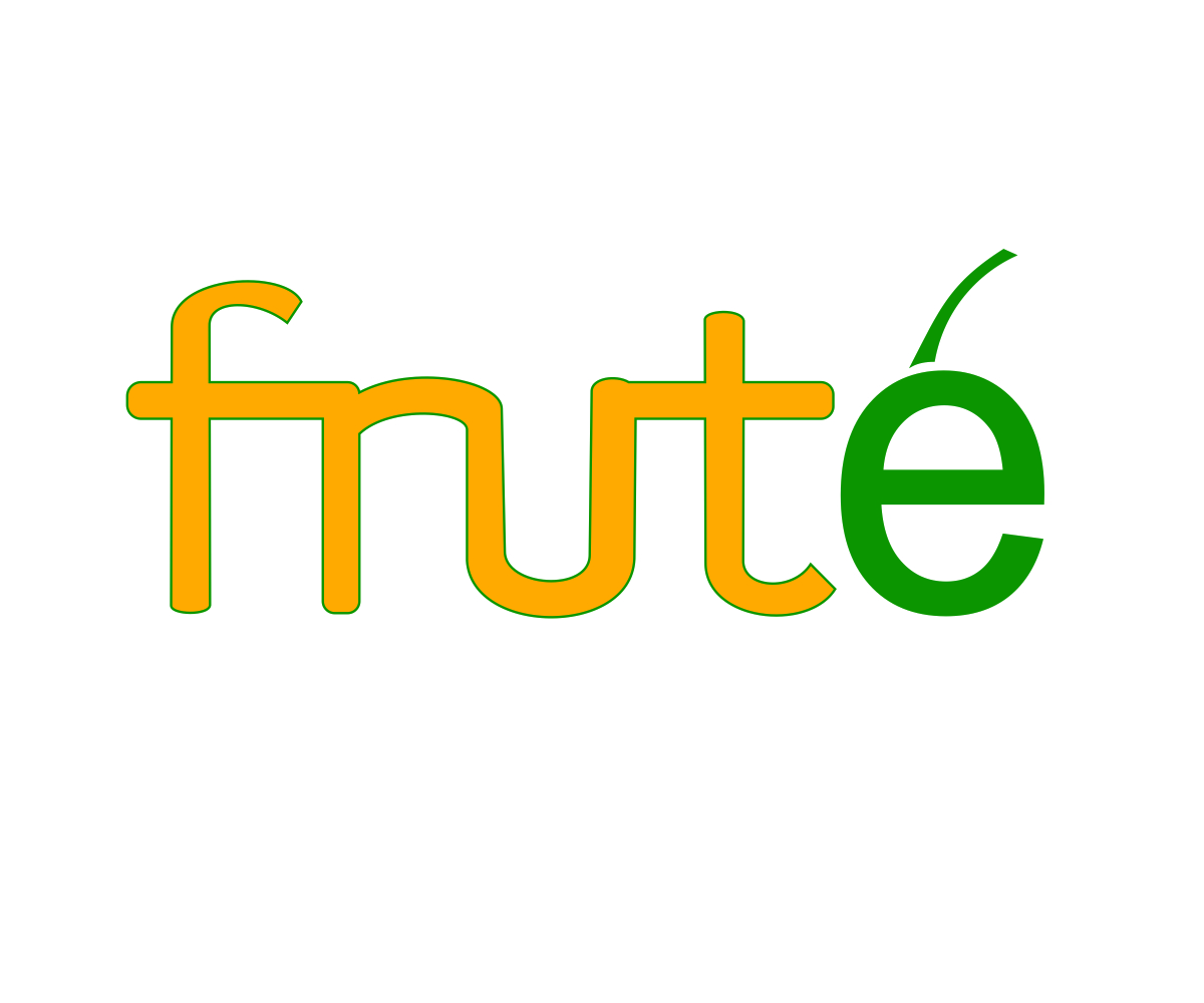Logo Design by franz - Entry No. 43 in the Logo Design Contest Imaginative Logo Design for Fruté.