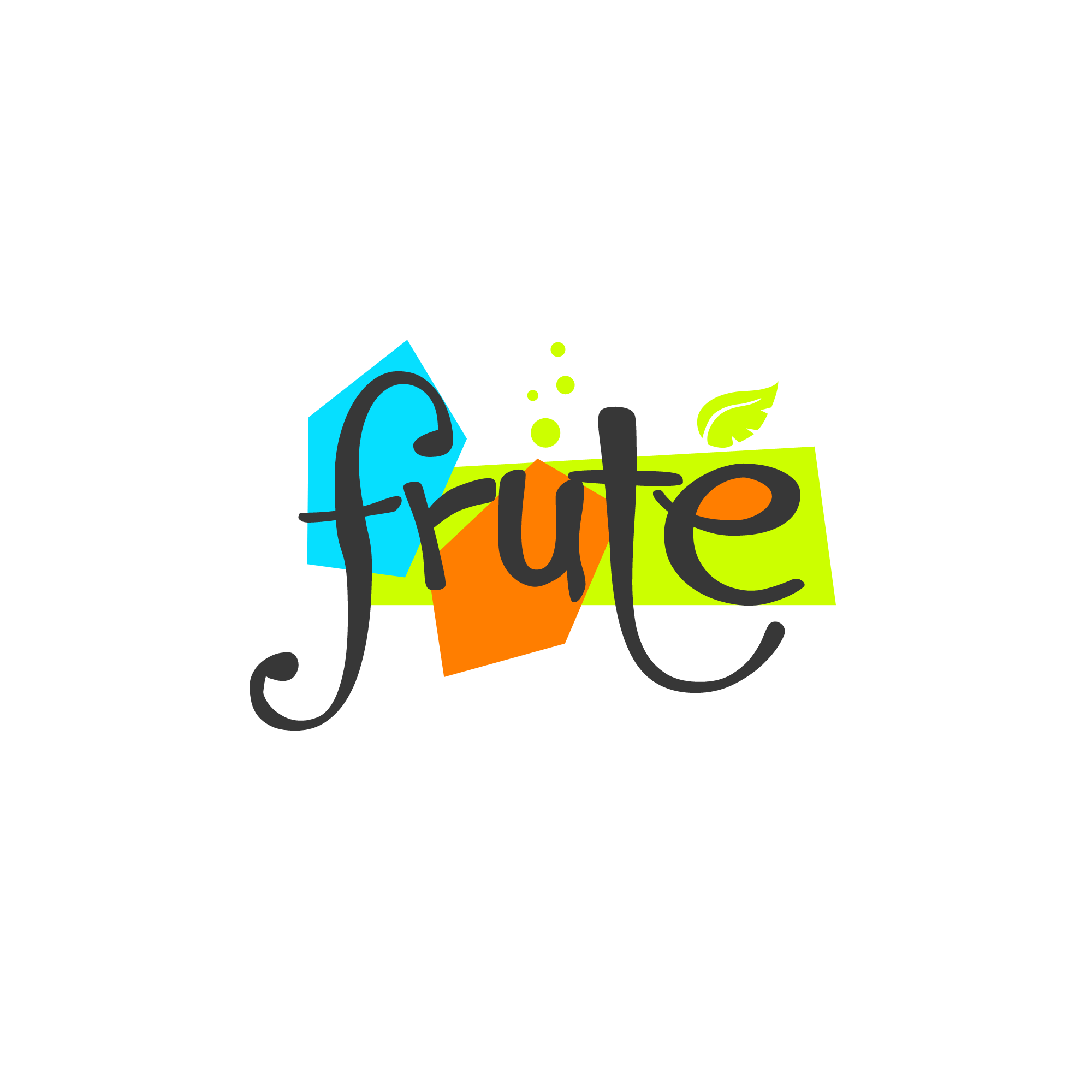 Logo Design by Kenneth Joel - Entry No. 47 in the Logo Design Contest Imaginative Logo Design for Fruté.