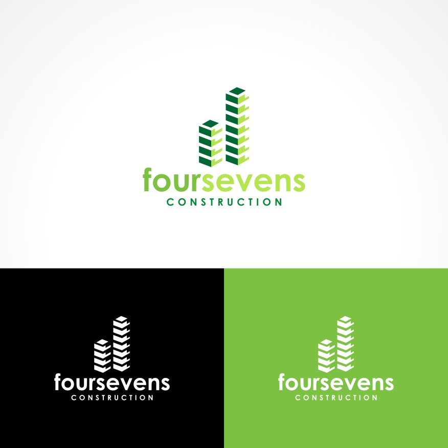 Logo Design by Private User - Entry No. 72 in the Logo Design Contest New Logo Design for foursevens.