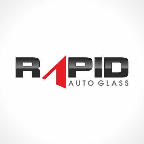 Logo Design by Roni Tresnawan - Entry No. 192 in the Logo Design Contest Unique Logo Design Wanted for Rapid Auto Glass.