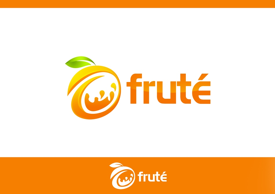 Logo Design by Respati Himawan - Entry No. 50 in the Logo Design Contest Imaginative Logo Design for Fruté.
