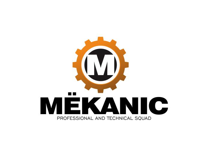 Logo Design by ronny - Entry No. 6 in the Logo Design Contest Creative Logo Design for MËKANIC - Professional and technical squad.