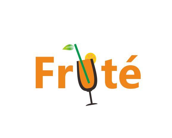 Logo Design by ronny - Entry No. 51 in the Logo Design Contest Imaginative Logo Design for Fruté.