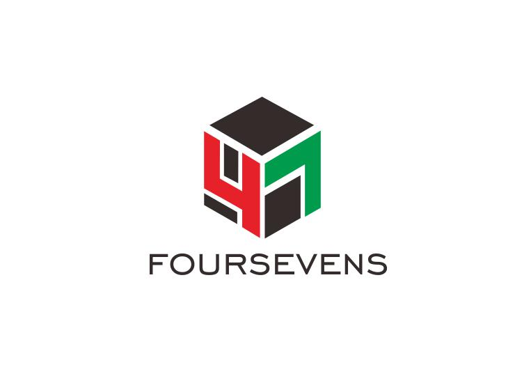 Logo Design by ronny - Entry No. 73 in the Logo Design Contest New Logo Design for foursevens.