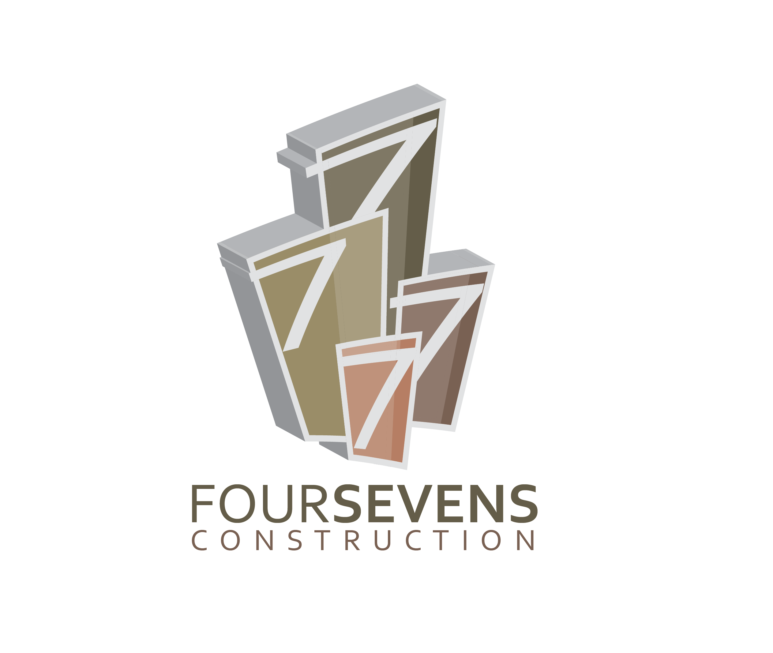 Logo Design by Tim Holley - Entry No. 74 in the Logo Design Contest New Logo Design for foursevens.