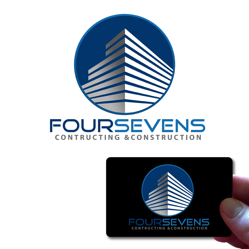 Logo Design by Private User - Entry No. 75 in the Logo Design Contest New Logo Design for foursevens.