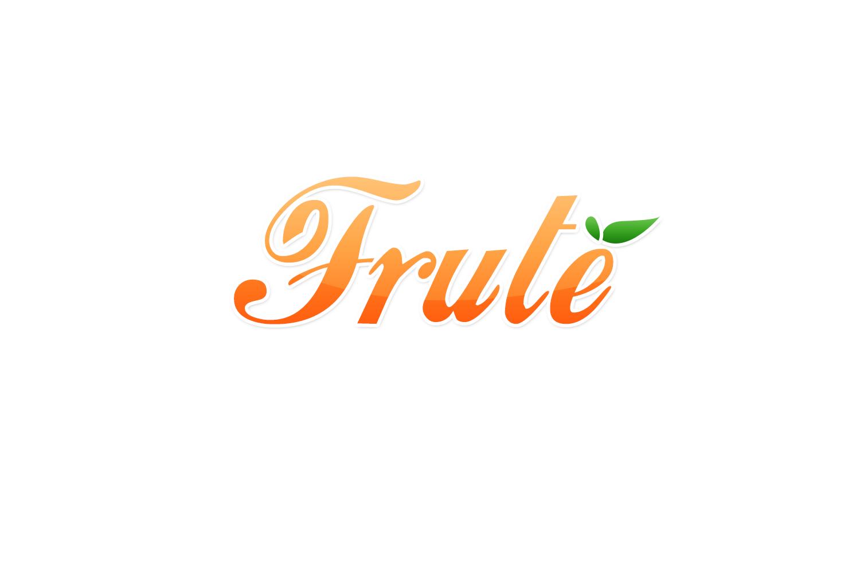 Logo Design by Jep Knopz - Entry No. 53 in the Logo Design Contest Imaginative Logo Design for Fruté.