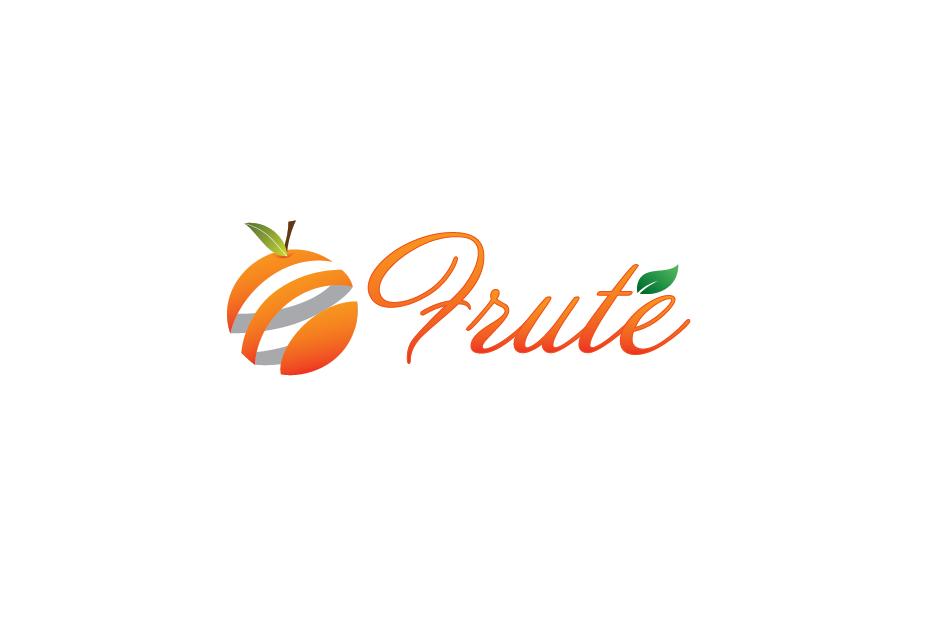 Logo Design by Private User - Entry No. 58 in the Logo Design Contest Imaginative Logo Design for Fruté.