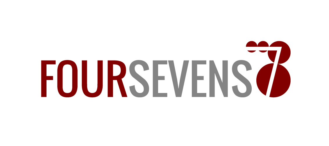 Logo Design by Private User - Entry No. 81 in the Logo Design Contest New Logo Design for foursevens.