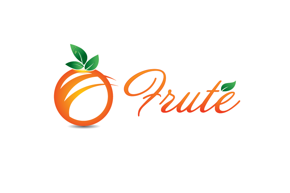 Logo Design by Private User - Entry No. 59 in the Logo Design Contest Imaginative Logo Design for Fruté.