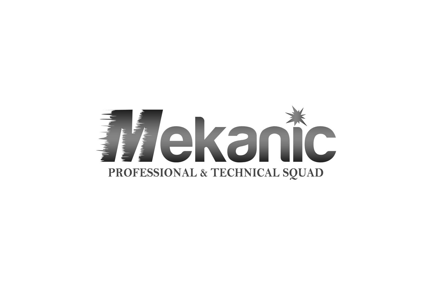 Logo Design by Private User - Entry No. 7 in the Logo Design Contest Creative Logo Design for MËKANIC - Professional and technical squad.