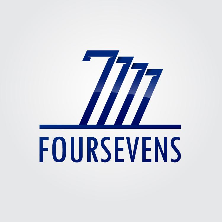 Logo Design by Top Elite - Entry No. 82 in the Logo Design Contest New Logo Design for foursevens.