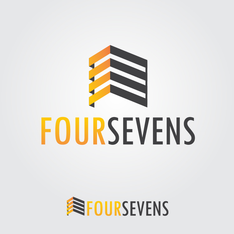 Logo Design by Top Elite - Entry No. 83 in the Logo Design Contest New Logo Design for foursevens.