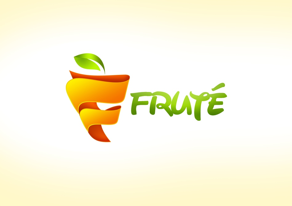 Logo Design by Respati Himawan - Entry No. 62 in the Logo Design Contest Imaginative Logo Design for Fruté.