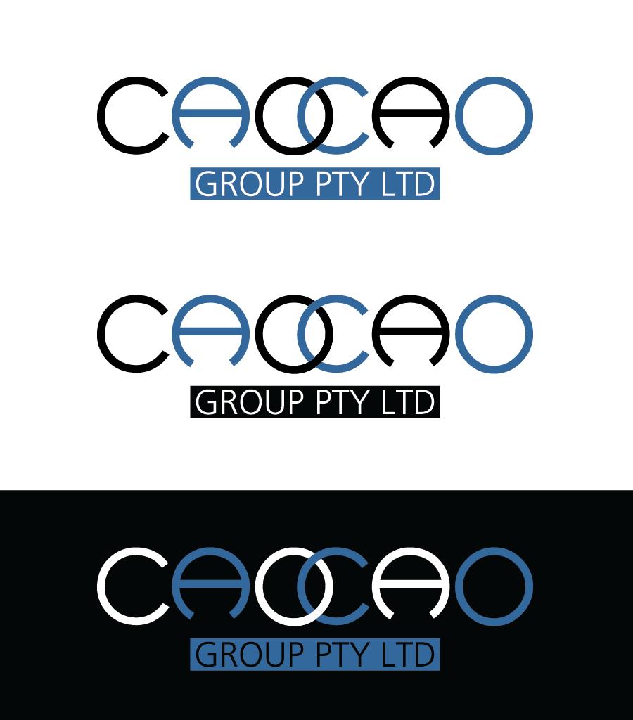 Logo Design by Christina Evans - Entry No. 2 in the Logo Design Contest cao cao group pty ltd Logo Design.