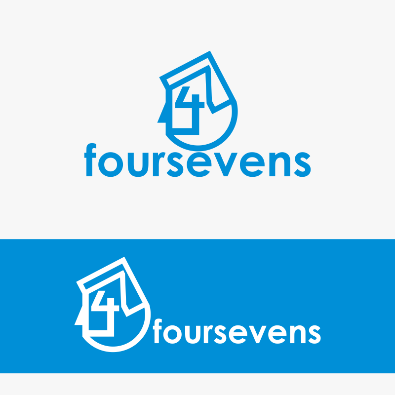 Logo Design by Nur Abiyad - Entry No. 84 in the Logo Design Contest New Logo Design for foursevens.
