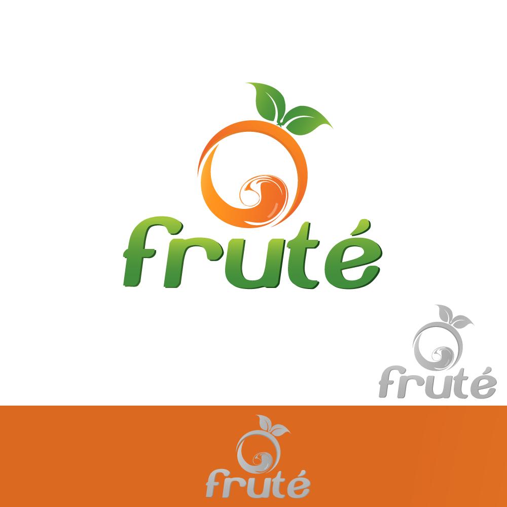 Logo Design by rockin - Entry No. 67 in the Logo Design Contest Imaginative Logo Design for Fruté.