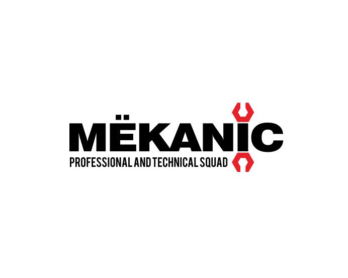 Logo Design by ronny - Entry No. 19 in the Logo Design Contest Creative Logo Design for MËKANIC - Professional and technical squad.