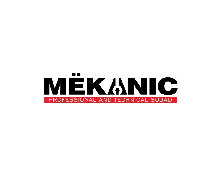 Logo Design by ronny - Entry No. 20 in the Logo Design Contest Creative Logo Design for MËKANIC - Professional and technical squad.