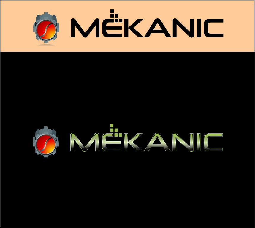 Logo Design by Agus Martoyo - Entry No. 21 in the Logo Design Contest Creative Logo Design for MËKANIC - Professional and technical squad.