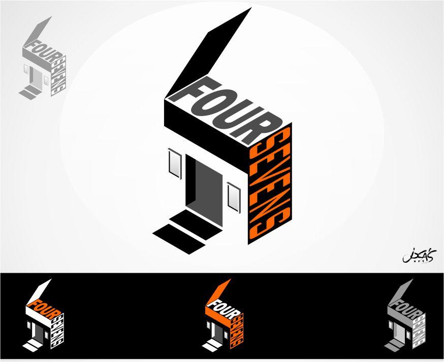 Logo Design by joca - Entry No. 86 in the Logo Design Contest New Logo Design for foursevens.
