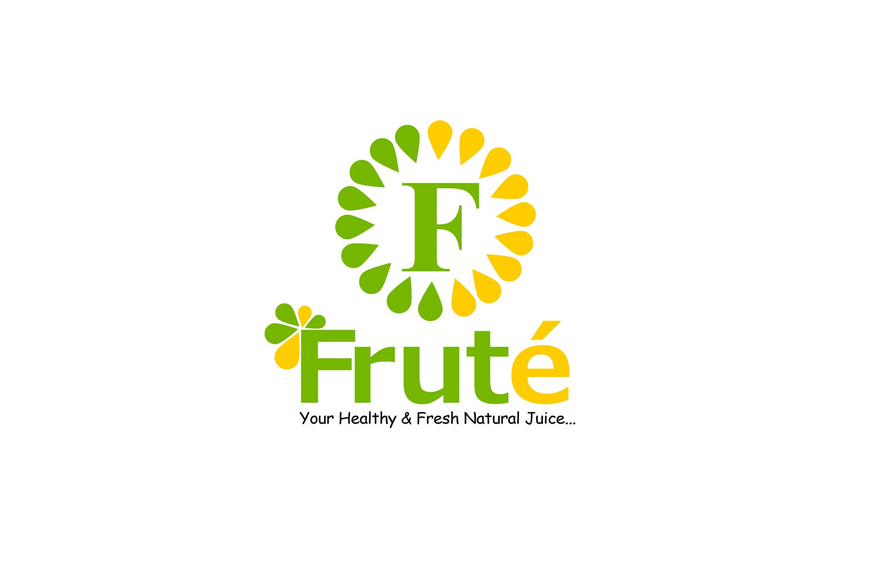 Logo Design by Private User - Entry No. 73 in the Logo Design Contest Imaginative Logo Design for Fruté.