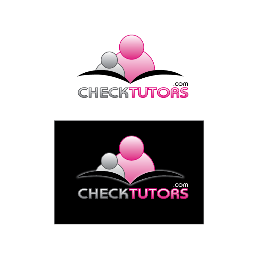 Logo Design by limix - Entry No. 110 in the Logo Design Contest Check Tutors.