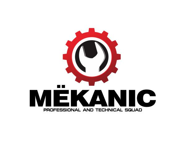 Logo Design by ronny - Entry No. 26 in the Logo Design Contest Creative Logo Design for MËKANIC - Professional and technical squad.