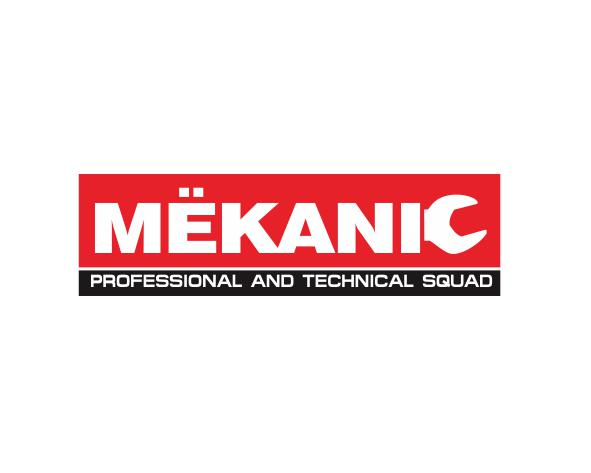 Logo Design by ronny - Entry No. 27 in the Logo Design Contest Creative Logo Design for MËKANIC - Professional and technical squad.