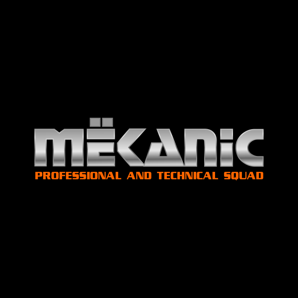 Logo Design by Rudy - Entry No. 29 in the Logo Design Contest Creative Logo Design for MËKANIC - Professional and technical squad.