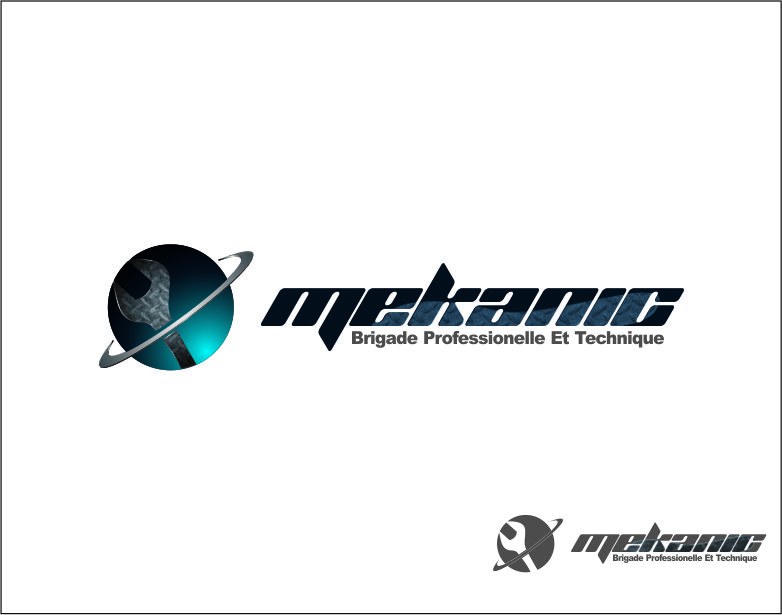 Logo Design by Agus Martoyo - Entry No. 30 in the Logo Design Contest Creative Logo Design for MËKANIC - Professional and technical squad.
