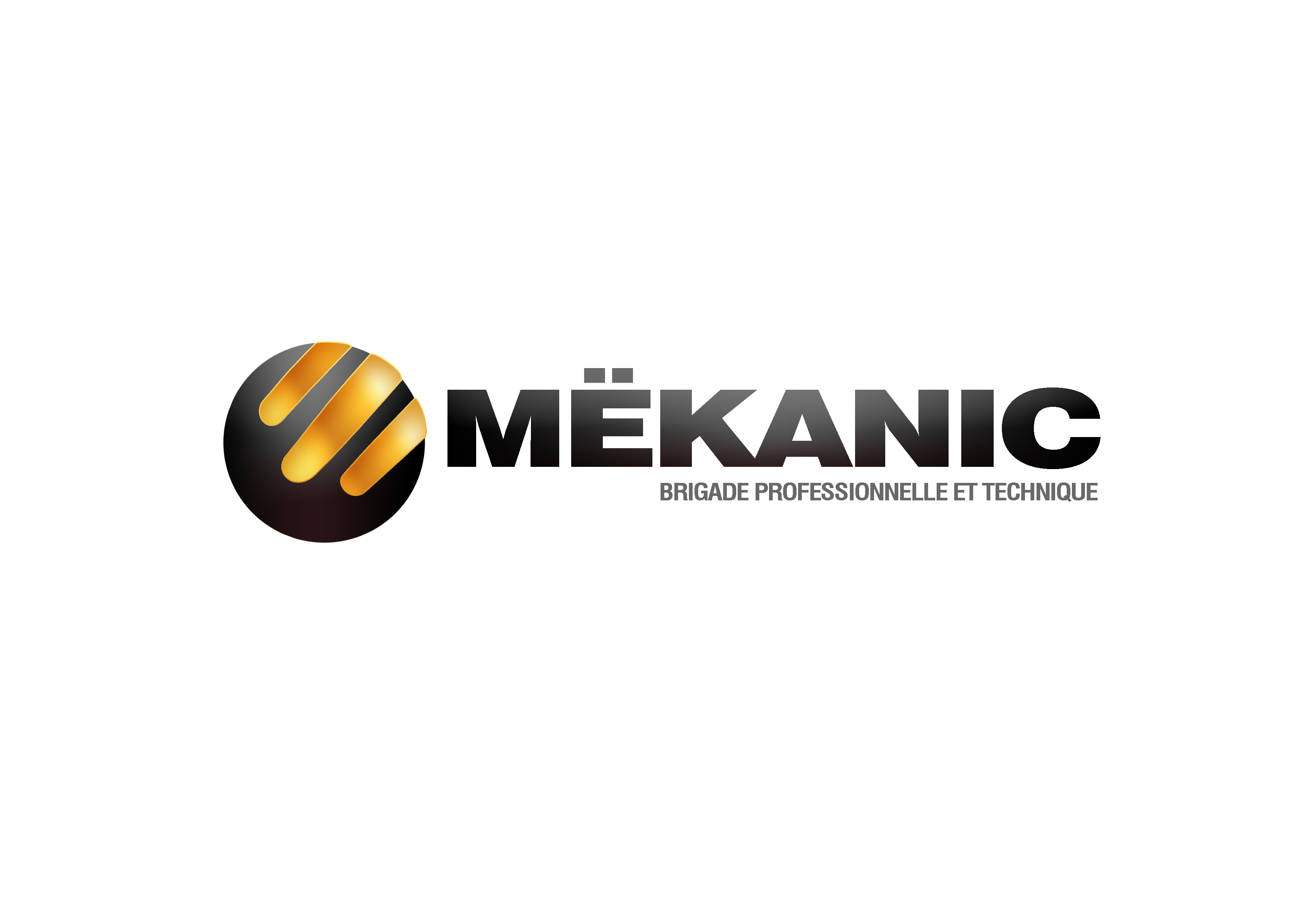 Logo Design by Respati Himawan - Entry No. 31 in the Logo Design Contest Creative Logo Design for MËKANIC - Professional and technical squad.