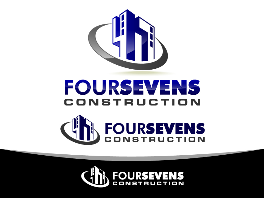 Logo Design by Richard Soriano - Entry No. 89 in the Logo Design Contest New Logo Design for foursevens.