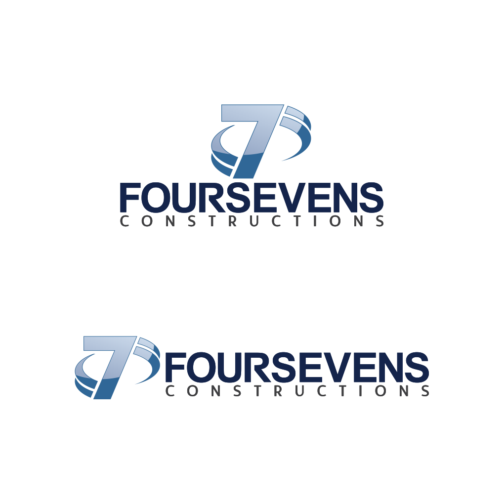 Logo Design by moisesf - Entry No. 93 in the Logo Design Contest New Logo Design for foursevens.