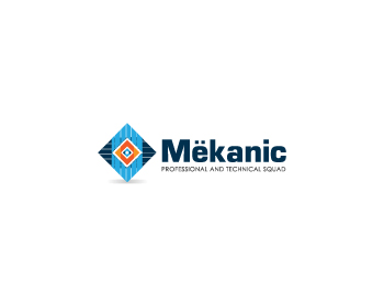 Logo Design by designhouse - Entry No. 33 in the Logo Design Contest Creative Logo Design for MËKANIC - Professional and technical squad.