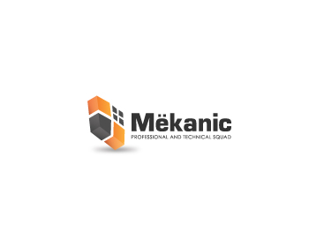 Logo Design by designhouse - Entry No. 35 in the Logo Design Contest Creative Logo Design for MËKANIC - Professional and technical squad.
