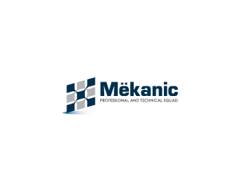 Logo Design by designhouse - Entry No. 36 in the Logo Design Contest Creative Logo Design for MËKANIC - Professional and technical squad.