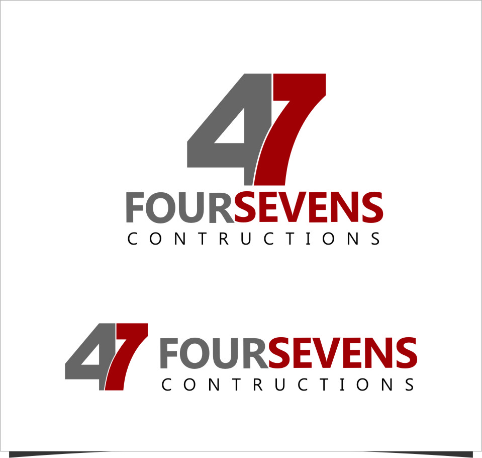 Logo Design by Ngepet_art - Entry No. 97 in the Logo Design Contest New Logo Design for foursevens.